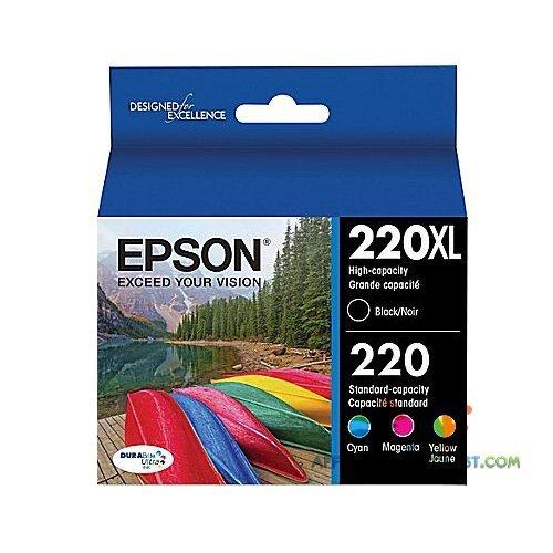 Epson DURABrite Ultra Black Dual Pack Standard Capacity