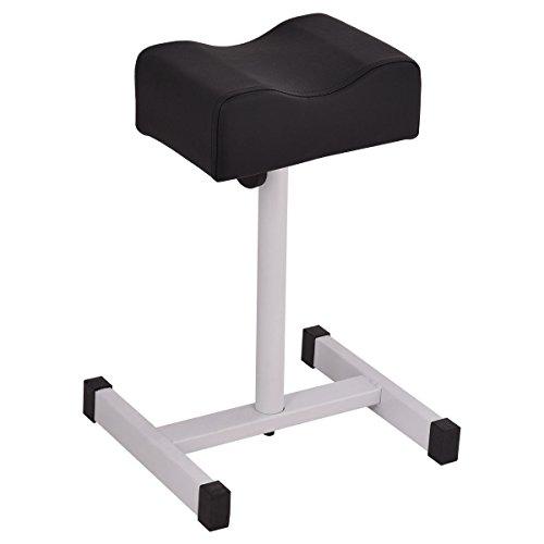 Giantex Adjustable Pedicure Manicure Technician Nail Footrest Salon Spa Equipment Black  sc 1 st  Officelle & Giantex Black Pedicure Manicure Nail Cart Trolley Stool Chair ... islam-shia.org