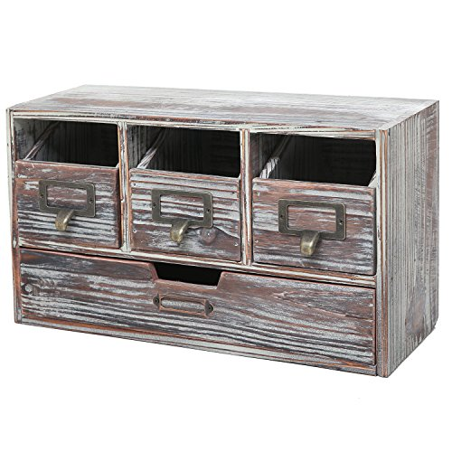 Just Keep This Wooden Storage Drawer Set On Your Counter Catalog Cards Or Desk To Files Table And Business Organized Easy Find