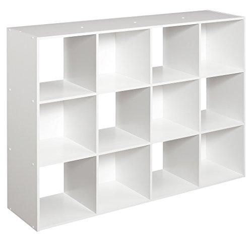 ClosetMaid 1290 Cubeicals Organizer, 12 Cube, White