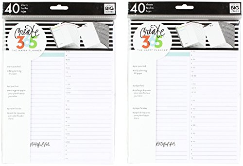 Classic 18 Month Dated Happy Planner Life is Beautiful by Me