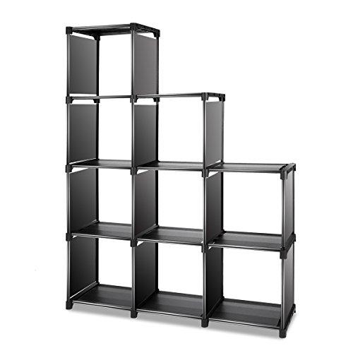 TomCare Cube Storage 9-Cube Closet Organizer Cube Organizer